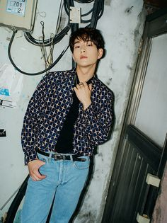 "SHINee's ""1 of 1"" 5th Album Photo Shoot"