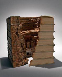 令人驚嘆的3D木質和塑料模型集合蔭建築師