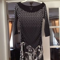 Casual dress Cute dress for work or everyday wear White House Black Market Dresses