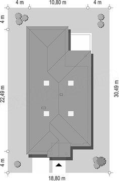 Rzut projektu Dom na parkowej 7 A Dom, Bar Chart, Bar Graphs