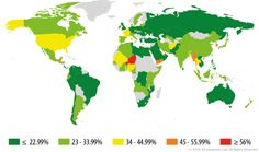Mapping US Foreign Aid The Power Of Maps Pinterest - Us foreign aid map
