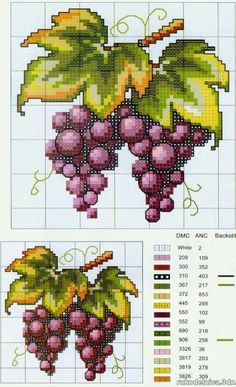 Thrilling Designing Your Own Cross Stitch Embroidery Patterns Ideas. Exhilarating Designing Your Own Cross Stitch Embroidery Patterns Ideas. Cross Stitch Fruit, Cross Stitch Kitchen, Cross Stitch Boards, Cross Stitch Flowers, Cross Stitching, Cross Stitch Embroidery, Embroidery Patterns, Crochet Cross, Filet Crochet