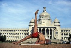 Iyengar and the Invention of Yoga  www.infiniteyoga.com