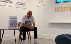 'Estética Política', la exposición del venezolano Muu Blanco en Miami Miami, Guns, Barrero, Gun Control, Interactive Art, The Cult, Vanishing Point, Art Fair, Exhibitions