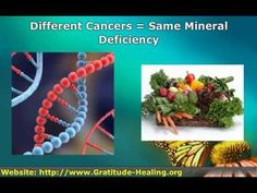 Cancer Is A Mineral Deficiency - YouTube