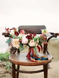 Textured bouquet | R