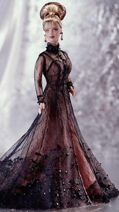 Barbie vestida por Nolan Miller