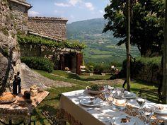 Petrella Guidi Historical Hideaway, Sant'Agata Feltria, 2011 #architecture #italy #landscape