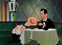 Humphrey Bogart in Slick Hare is a 1947 Merrie Melodies Bugs Bunny cartoon directed by Friz Freleng It parodies the Mocambo nightclub in Los Angelesin the cartoon referred to