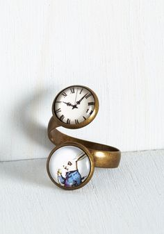Swim & Accessories - Never Too Late Ring
