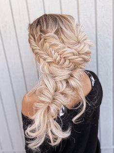 Boho Braid, Wedding Hairstyles Tutorial, Beautiful Females, Prince Henry, Festival Hair, Boho Hairstyles, October Wedding, Prom Hair, Hair Trends