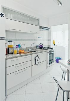 Cozinha e Lavanderia juntas