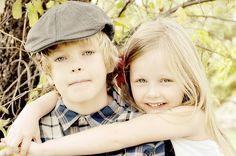 sibling love by i believe in love, via Flickr