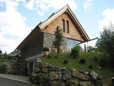 Bildergebnis für Umbau kellerstöckl Indoor Outdoor, Restoration, Rustic, Architecture, House Styles, House Design, Future, Home Decor, Houses
