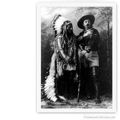 Sitting Bull Buffalo Bill