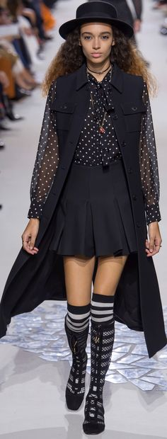 Christian Dior Spring '18.