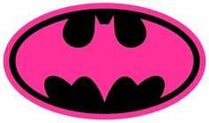BATGIRL pink Retro , BATMAN logo Iron On T-Shirt Transfer for DARK fabrics in Ropa, calzado y complementos, Otros | eBay