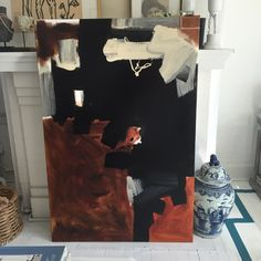 William Rankin McLure IV was born an artist. William was creative since he was a very young child thru his God-given talent of art and design. Small Canvas Art, Small Art, Watercolor Paintings Abstract, Abstract Art, Palette Art, Modern Art Paintings, Art Portfolio, Acrylic Art, Abstract Expressionism