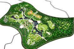 Uluabat Eğlence Parkı Kentsel Tasarım Fikir Projesi | Park ve Rekreasyon | Projeler  | Promim Çevre Düzenleme Kentsel Tasarım