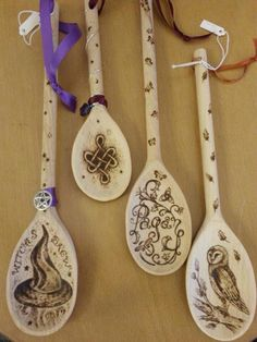 Witch Spoons