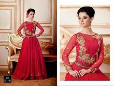 Bollywood Designer Anarkali Indian Pakistani by MaahRoseClothings