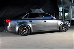Gorgeous 2007 with HRE and Red Brembo's Audi A4 2007, Dj Jay, A4 Avant, Audi S4, Sedans, Nice Cars, Car Manufacturers, My Ride, Evo