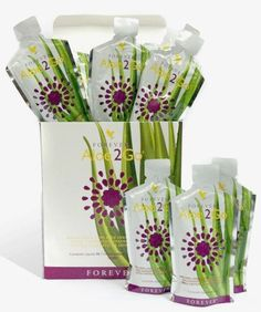 Aloe 2 Go de Forever Living Products