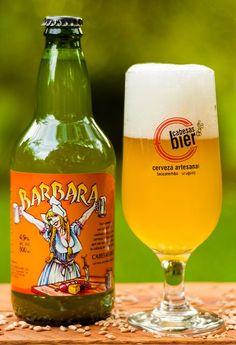 Cabesas Bier Barbara Malt Beer, German Beer Steins, Beers Of The World, Malted Barley, Natural Preservatives, Brew Pub, Jack Daniels, Brewery, Coca Cola