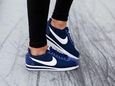 Damen Schuhe sneakers Nike Classic Cortez Nylon 749864 414 - preis online shop - Sneakerstudio.de