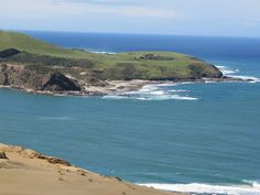 HOKIANGA #NORTHLAND #TRAVEL #NZ Dune, Places Ive Been, Sky, Water, Tips, Travel, Outdoor, Heaven, Gripe Water