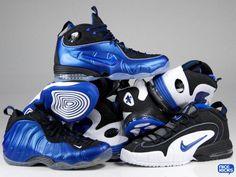 Penny Hardaway Nike's Series