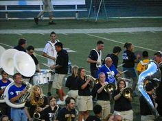 Alumni percussion