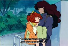 Molly and Nephrite, there are some loves you can't turn your back on