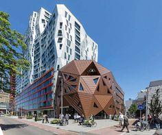 Modern Architecture Netherlands rotterdam, netherlands | rotterdam. nu 2014 | pinterest | photos