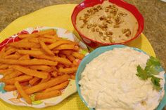 Creamy Cinnamon Dipping Sauce for Sweet Potato Fries    Ingredients    1 (8 oz) block cream cheese, softened   1/4 cup butter, softened   1 cup sour cream   1 cup brown sugar, packed   1 Tablespoon King Arthur Flour Vietnamese Cinnamon   chopped pecans for garnish, optional     Instructions    1.Place all ingredients except pecans, in the bowl of your mixer and blend until smooth and creamy.   2.Transfer to a serving dish, garnish with chopped pecans, if desired, and enjoy