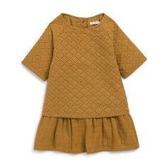 Monoprix - Robe bi-matière - Bout'Chou