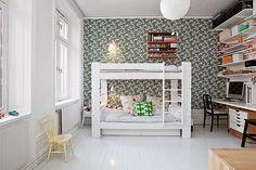 kids room by Kenziepoo, via Flickr