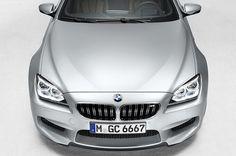 Un frontale che non lascia dubbi: #BMWM6GranCoupe