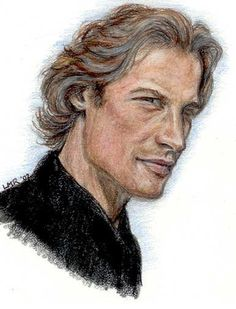 Remus John Lupin, as he was described in the books ;)