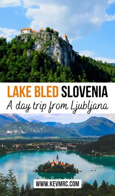 Lake Bled Slovenia is one of the most unique places around: a lake, in the middle of mountains, with a tiny island in the center, with a church on it. How amazing is that? Come along and let's explore this part of Slovenia together. lake bled photography | lake bled slovenia travel | things to do in bled slovenia | what to do in bled slovenia Bled Slovenia, Slovenia Travel, Lake Bled, Travel Things, Europe Destinations, Throughout The World, Eastern Europe, Wanderlust Travel, Day Trip