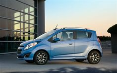 Drive a 2020 Chevy Spark at Craig Dunn Motor City. Find this & other great Chevy models in Portage la Prairie today. Subaru Levorg, Cute Small Cars, Cute Cars, 2014 Chevrolet Spark, Chevrolet Tahoe, Hyundai Veloster, Ford Expedition, Salsa, Chevy Models