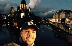 Tsonga et son selfie by night à Metz buzz sur la toile! - http://www.le-lorrain.fr/blog/2015/09/23/tsonga-et-son-selfie-by-night-a-metz-buzz-sur-la-toile/