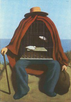 Rene Magritte Terapeuta