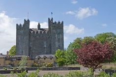 Bunratty Castle, Ireland -- takes you back in time...