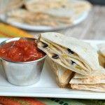 Taco tortilla stacks
