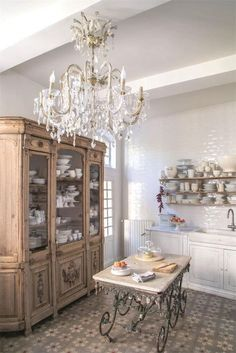 39 Best French Country Kitchen Design Ideas