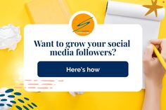Want to grow your social media followers? Here is how | Social Success Marketing® Linkedin Business, Business Tips, Create A Hashtag, Social Proof, Social Media Content, Content Marketing, Management, Success
