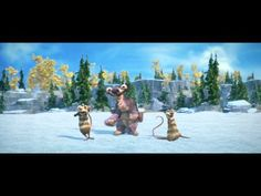 Ice Age 4: Continental Drift 'We Are Family' Music Video