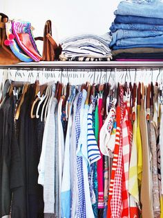 Keep Or Toss? How To Clean Out Your Closet Take this quiz if you're wondering if you should keep a clothing item.