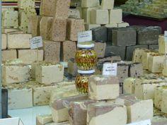 Halvah Israel, Dairy, Cook, Cheese, Baking, Bakken, Backen, Sweets, Pastries